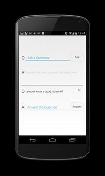 Ask & Answer apk screenshot