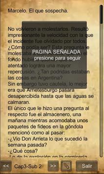 La Campaña de Arrieta- Novela apk screenshot