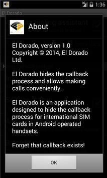 El Dorado apk screenshot
