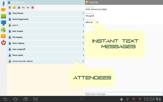 Electa Live 8 apk screenshot
