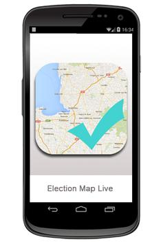 Election Map Live poster