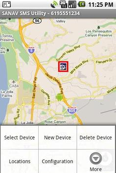 SANAV SMS Utility apk screenshot