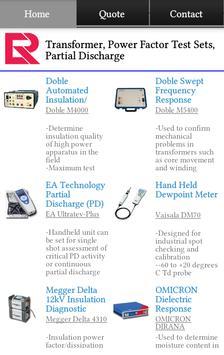 Electro Rent Power Equipment apk screenshot