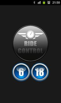 Ride Control poster
