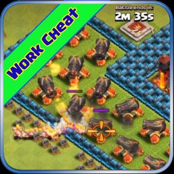 Cheat All Server FHx Coc Mania apk screenshot