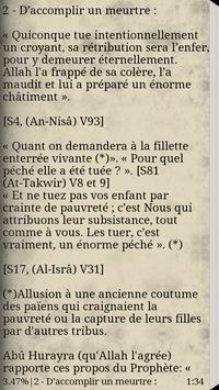 LES 70 GRANDS PÉCHÉS-AD-DAHABI apk screenshot