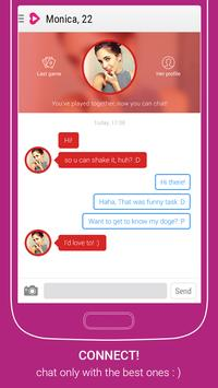 Elimi: Find smart people likeU apk screenshot