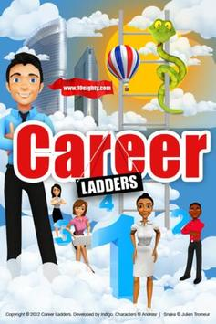 10Eighty Careers Ladder poster