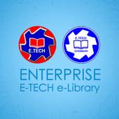E-TECH E-Library icon