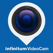 Infinitum VideoCam Cloud icon