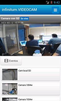Infinitum VideoCam Cloud apk screenshot