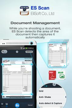 ES Scan apk screenshot