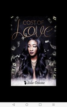 Cost of Love - Urban Fiction poster
