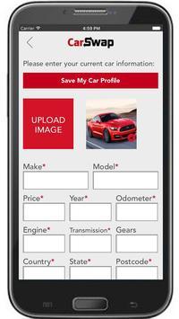 CarSwap apk screenshot