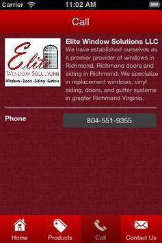Elite Window Solutions apk screenshot