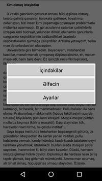 Bələdçi (bir hissə) apk screenshot