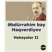 Əbdürrəhim bəy Haqverdiyev II icon