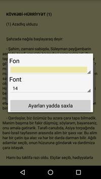 Hekayələr (S. S. Axundov) apk screenshot