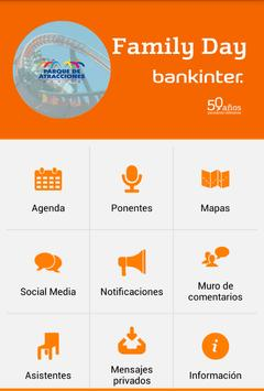 Family Day Bankinter apk screenshot