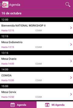 II National Workshop C. Ovario apk screenshot