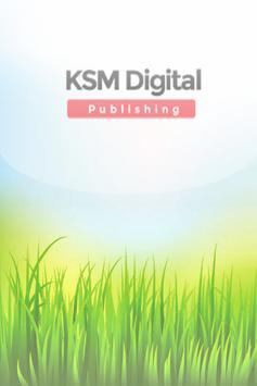 KSM Digital Publishing poster