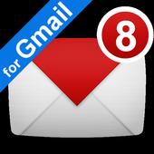 Unread Badge (for Gmail) icon
