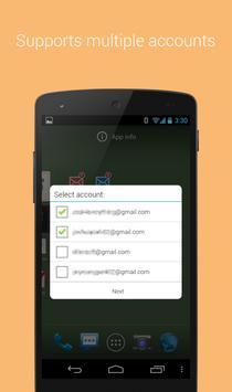 Unread Badge (for Gmail) apk screenshot