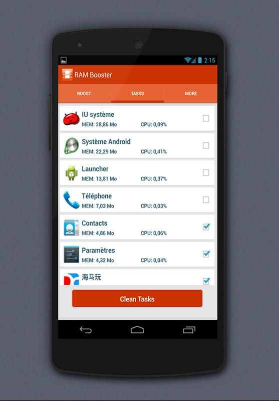 Android Speed Ram Booster Pro Apk