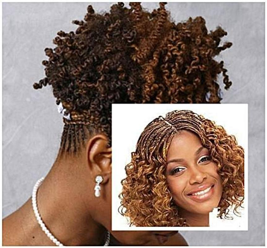 Sensational New African Women Hairstyle Apk Download Free Lifestyle App For Short Hairstyles For Black Women Fulllsitofus