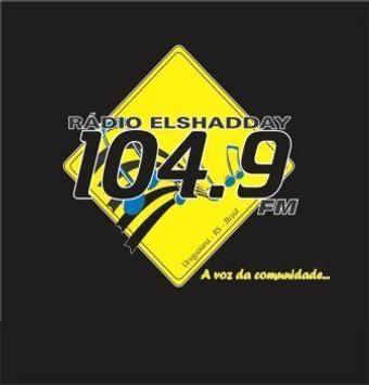 Radio 104 Uruguaiana poster