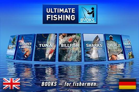 Ultimate Fishing Books poster