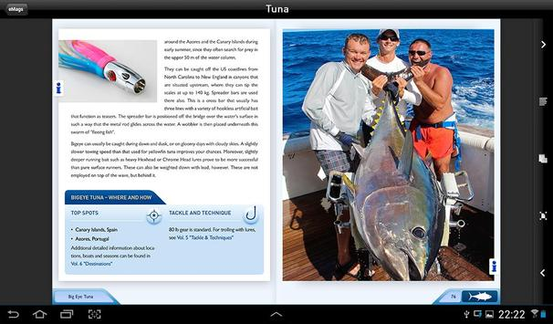 Ultimate Fishing Books apk screenshot