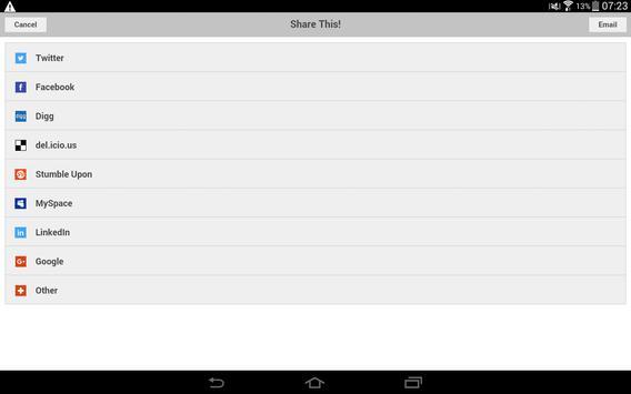 eMagApp Introduction apk screenshot