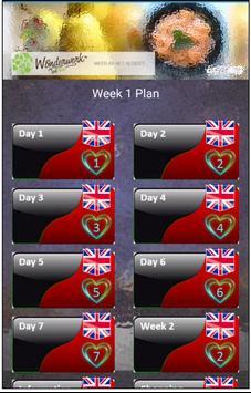 Wonderwerk Eating Plan apk screenshot