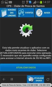 Clube de Pesca de Santos apk screenshot