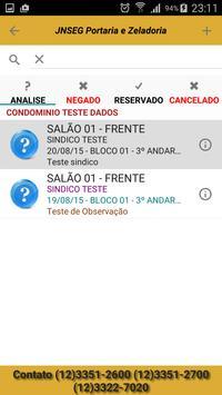 JNSEG e-portaria apk screenshot