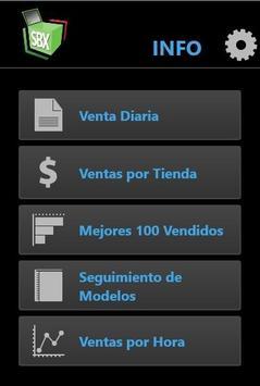 SBX Reportes apk screenshot