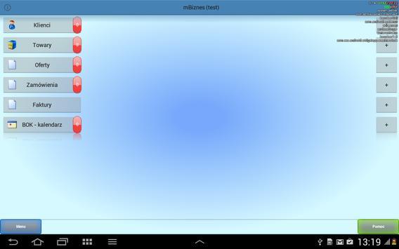 Program dla przedstawicieli mB apk screenshot