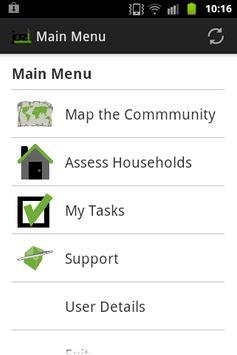 Jozi COPC Mobile apk screenshot