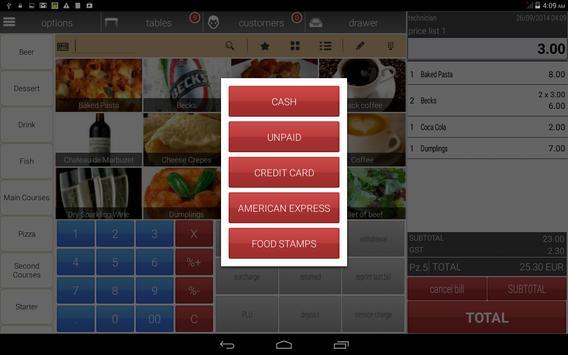 ATOS - Point of Sale (Demo) apk screenshot
