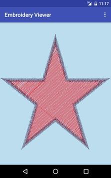 Embroidery Viewer apk screenshot