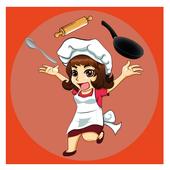 Resep Masakan Makanan dan Kue icon