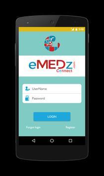 eMEDz Connect poster