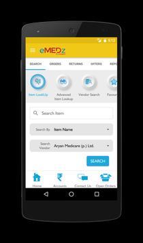 eMEDz Connect apk screenshot
