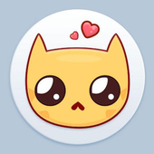 Kitty for FancyKey Keyboard icon