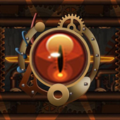 SteamPunk FancyKey Keyboard icon