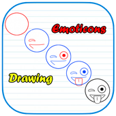 Emoticons Drawing icon