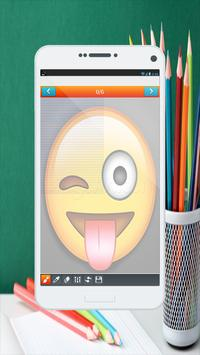 Emoticons Drawing apk screenshot
