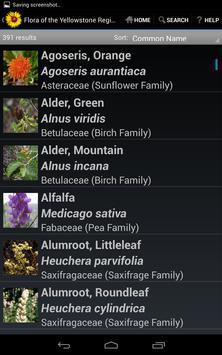 Flora of Yellowstone Intro apk screenshot