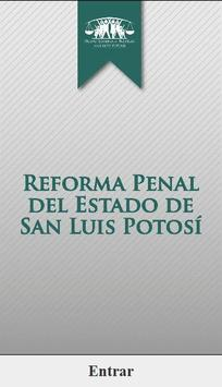 Sistema de Justicia Penal SLP apk screenshot